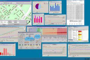 Скриншот АРМ оператора системы